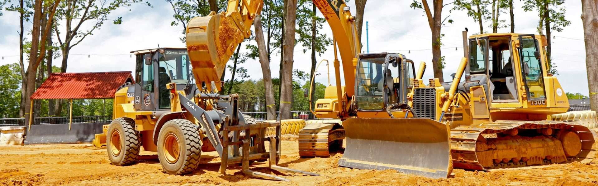 Diggerland XL - Operate real heavy machines with one-on-one instruction